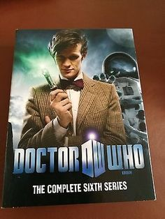 #Doctor who the #complete #sixth series  bbc (dvd box set) 6 discs,  View more on the LINK: 	http://www.zeppy.io/product/gb/2/262651002382/