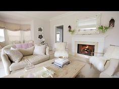 Interior Design — Must-Know Tips For Decorating With Neutrals & Pastels - YouTube