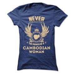 Woman from Cambodia - USA 1702 T Shirt, Hoodie, Sweatshirt