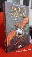 Sultan'ın Ateş Saçan Ejderhaları: Barut Savaşı - Naomi Novik