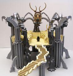 Thranduil's Throne! This is fantastic!