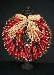 i hunt.... perfect for the house. I will so do this next dove season. ;o)