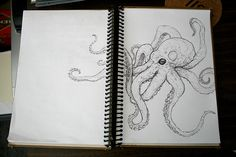 Don't really know why octopi are fascinatingly cool.