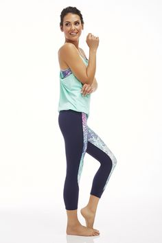 f75f5e7d35e0c Fabletics 'Ten Thousand Islands' Athletic Gear, Athletic Outfits, Athletic  Clothes, Beachbody