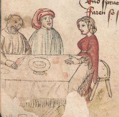Die Pluemen der Tugent, Vintler, Hans, -1419 1. Hälfte 15. Jhdt. Cod. Ser. n. 12819 Han Folio 330