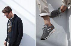 Die neue Kollektion von adidas Originals Blue