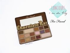 Chocolate Bar, Too Faced, Concours