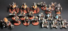 Page 6 of 6 - Mechanicum Inspiration thread. - posted in Mechanicum: