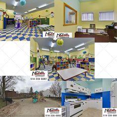 Magnifique garderie à Montréal, à vous pour $ 99 000 ! 514.804.6682 www.novahorizons.com