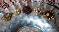 Unique Bracelet Recaptured Reclaimed Repurposed UpCycled on Etsy, $43.00