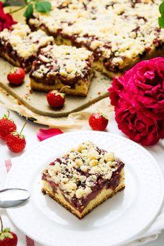 Strawberry cake - the best summer recipe