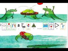 El cocodrilo al que no le gustaba el agua - YouTube
