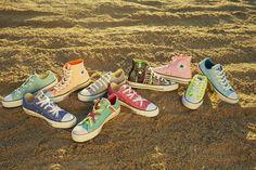 Converse at the beach :)