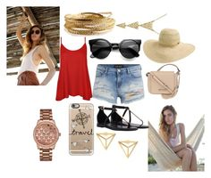 """""""Tank Top"""" by destinystevens-things ❤ liked on Polyvore"""