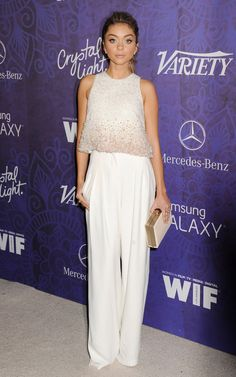 Sarah Hyland - Variety and Women in Film Emmy Nominee Celebration