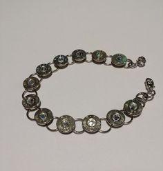 Check out this item in my Etsy shop https://www.etsy.com/listing/240546494/bullet-bracelettennis-bracelet38