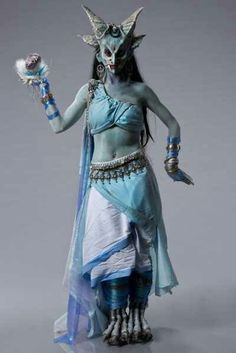 Anthony and Alam had Deumus, a female Hindu demon. The pair wanted to make their…