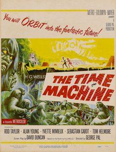 The Time Machine (George Pal, 1960)