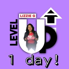 Issa PARTY tomorrow for 4th album #LEVELUP. Lizzie G's music showcases upbeat trendy tracks mixed with inspiring lyrics to encourage young people to take their dreams and goals to the next level. Contributing artists include, The Boy Illinois, Who Is Keith James, DJ Mella Famous, Tello DaVinchi and Curley Hudson.
