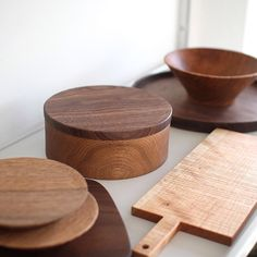 coming soon to OEN shop. Lots of walnut and cherry!