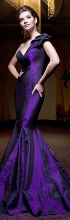 Evening Dress...