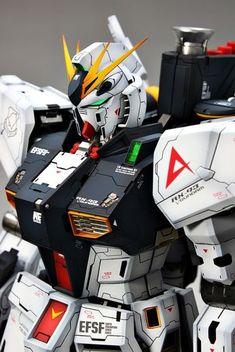 v-Gundam [Full Resin Kit] - Customized Build Gundam Toys, Gundam Art, Lego, Japanese Robot, Gundam Wing, Gundam Head, Gundam Wallpapers, Gundam Custom Build, Mecha Anime
