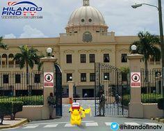 #HFConsejos No entrar en áreas restringidas,por mucho #PokemonGo que haya dentro,terminaras entre rejas