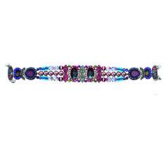 Setty Gallery - Ayala Bar Aurora Calls Bracelet, €240 (http://www.settygallery.com/ayala-bar/ayala-bar-aurora-calls-bracelet/)