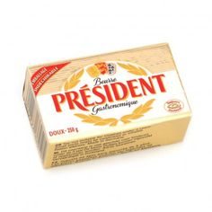 Polly block of Président butter-listing
