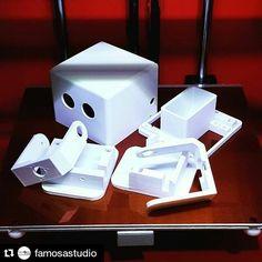 #Repost @famosastudio  Biped Robot 3D Printed body... #biped #robot #arduino #diy #maker #3dprinting #3dprint #3dprintingservice #craftbot #indonesia #jualan #jasa3dprinting #tokoonline #terpercaya by zerfani