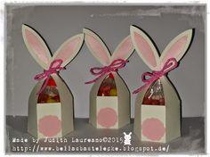 Bella´s Bastelecke: Bunny ears treat container