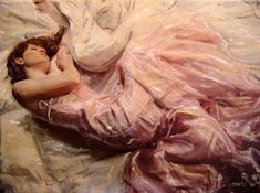 """""""Fidele by William Oxer Woman Painting, Figure Painting, Painting & Drawing, Beautiful Artwork, Joseph, My Arts, Drawings, Artist, Photography"""
