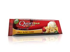 Quest Nutrition Protein Bars, Apple Pie (Pack of 3) , Quest -hjgf