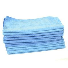 #applainces The Work-Horse Professional Grade Microfiber Towels are professional #grade, lint free #microfiber towels that are designed to last through thousands ...