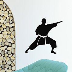Wall Decal Vinyl Sticker Gym Sport Martial Arts Karate Decor Sb1038 ElegantWallDecals http://www.amazon.com/dp/B016YANYH0/ref=cm_sw_r_pi_dp_je6lwb1W2M3F1