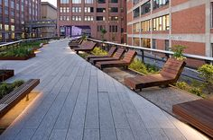 The High Line   New York   Diller Scofidio + Renfro/James Corner Field Operations   photo by Iwan Baan