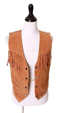 Vintage How The Vest Was Won