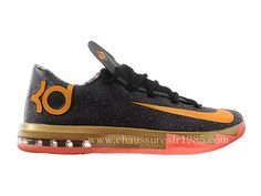 Nike Kd 6/VI Chaussures De Basket Pas Cher Pour Homme Or Pourpre-1409040784 - chaussuresfr1985.com-sneaker boutique en ligne!