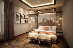 Warming Master Bed Room