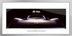 Corvette Framed Print - All Rise.