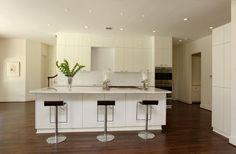 Contemporary Kitchen Tanglewood, Houston TX