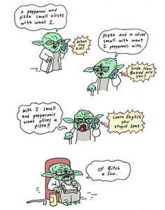 poor yoda