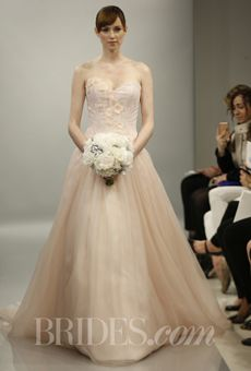 Brides: Theia - Spring 2014 | Bridal Runway Shows | Wedding Dresses and Style | Brides.com