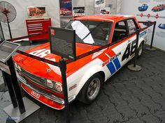 BRE Datsun 510 Makes an Appearance at the Rolex 24 at Daytona Classic Japanese Cars, Japanese Love, Classic Cars, 240z Datsun, Classic Rice, Automobile Industry, Sweet Cars, Jdm Cars, Mazda