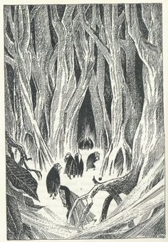 swedish-hobbit-illustration-1962-15.jpeg 443×640 pixels