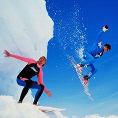645 vind-ik-leuks, 1 reacties - O'Neill (@oneill) op Instagram: '🏄🏼 Surfing vs. Snowboarding 🏂 • The Original California Surf & Snow brand #ONeill #classic #retro…'