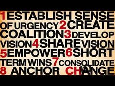 Great Introduction to Change Management - Influence: Change Your World