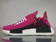 "2fbd92a1d Pharrell Williams x Adidas NMD Human Race ""Shock Pink"" Real Boost BB0621  Adidas Nmd"