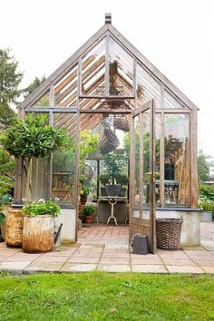 To determine value in every situation it is necessary to think about your climate together with how you will use the greenhouse. If you're considering starting a greenhouse, now's the moment. A greenhouse is an investment so that it is … Build A Greenhouse, Greenhouse Gardening, Greenhouse Ideas, Large Greenhouse, Greenhouse Wedding, Homemade Greenhouse, Greenhouse Film, Greenhouse Kitchen, Greenhouse Supplies