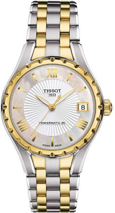 6a6d524338c Tissot Watch Powermatic Lady Automatic T0722072211800 Watch